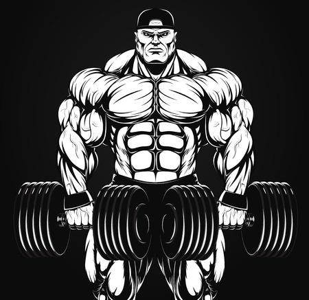 bodybuilder_cartoon